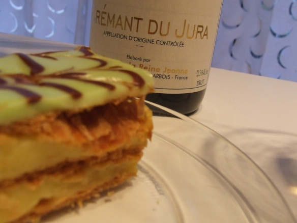 March 3, 2013 millefeuille + crémant 039