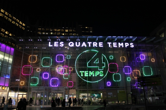 La Défense 12 Dec 2013 Xmas lites 074
