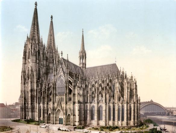 Kölner_Dom_um_1900