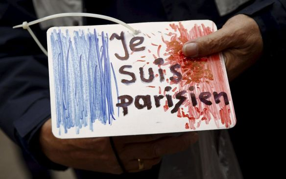je suis parisien