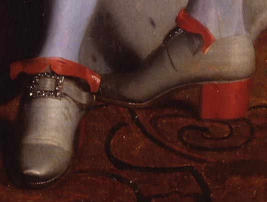 louis XIV shoes