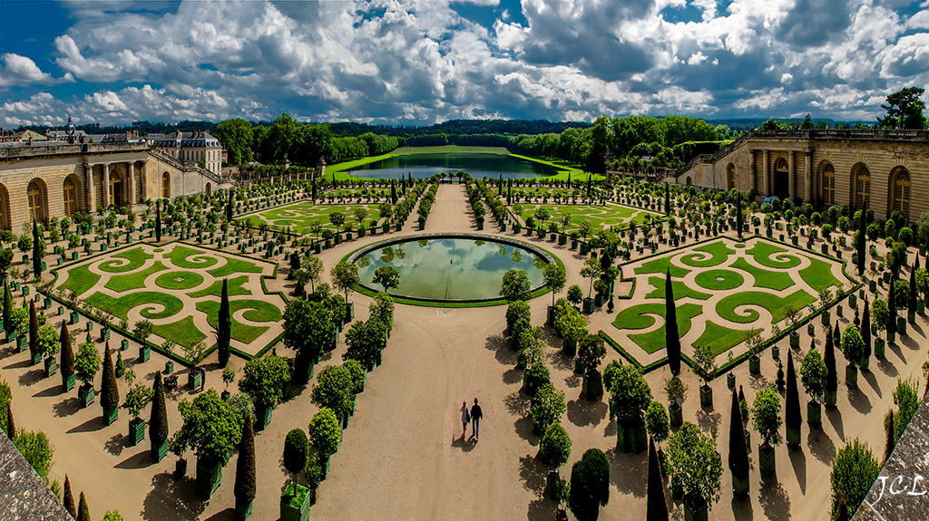 Chateau versailles juliet in paris for Jardin chateau de versailles