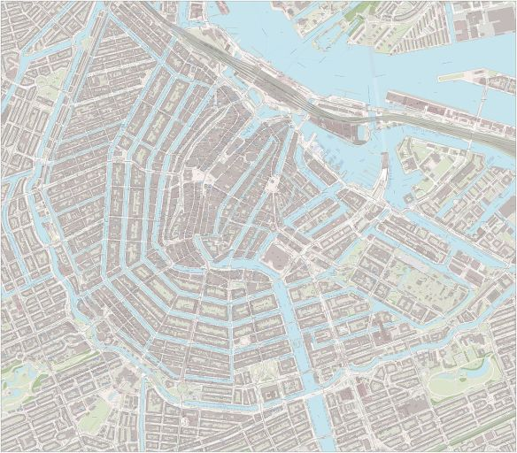 Amsterdam-centrum-OpenTopo