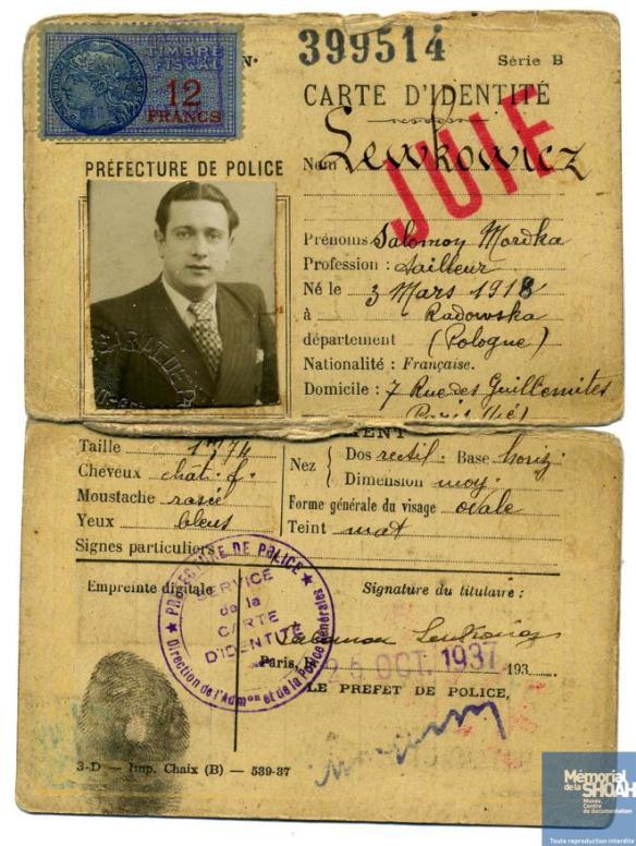 carte identity